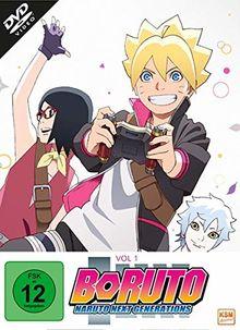 Boruto - Naruto Next Generations: Volume 1 (Episode 01-15) [2 DVDs]