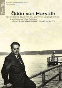 Profile, Bd.8, Ödön von Horvath