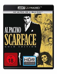 Scarface (1983) - Gold Edition (4K Ultra HD) (+ Blu-ray 2D)
