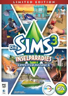 Die Sims 3: Inselparadies - Limited Edition (Add-On)