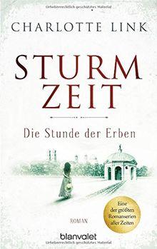 Sturmzeit - Die Stunde der Erben: Roman (Die Sturmzeittrilogie, Band 3)