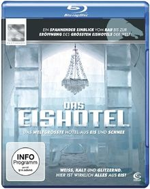 Das Eishotel (Parthenon / SKY VISION) [Blu-ray]
