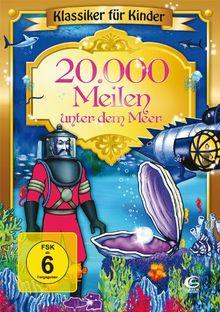 20.000 Meilen unter dem Meer - Klassiker für Kinder