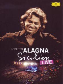 Roberto Alagna - Sicilien Live [2 DVDs]