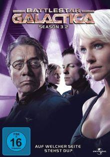 Battlestar Galactica - Season 3.2 [4 DVDs]