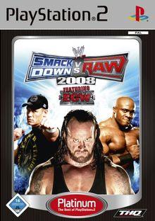 WWE Smackdown vs. Raw 2008 [Platinum]