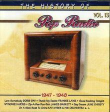 The History of Pop Radio 1947-1948