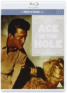 Ace In The Hole (Masters of Cinema) (Dual Format Edition) [Blu-ray + DVD] [1951] [UK Import]