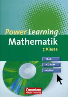 Power Learning Mathematik 7 Klasse Von Cornelsen