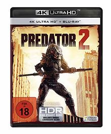 Predator 2 (4K Ultra HD) (+ Blu-ray 2D)