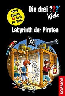 Die drei ??? Kids und du, Labyrinth der Piraten