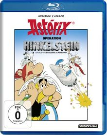 Asterix - Operation Hinkelstein [Blu-ray]