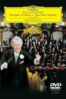 Wiener Philharmoniker - Neujahrskonzert 1963-1979 [2 DVDs]