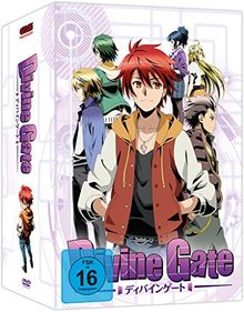 Divine Gate - Vol. 1 (+ Sammelschuber) [Limited Edition]