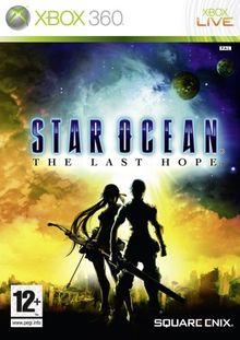 Star ocean 4: the last hope [FR Import]