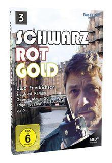 Schwarz Rot Gold Folge 13-18 [4 DVDs]