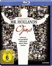 Mr. Holland's Opus [Blu-ray]