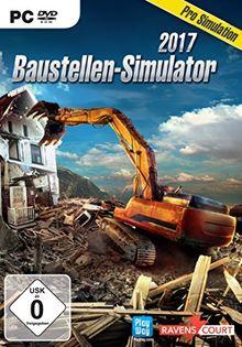 Baustellen-Simulator 2017 (PC)