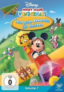 Micky Maus Wunderhaus - Auf gute Freunde ist Verlass