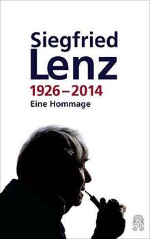 Siegfried Lenz 1926-2014: Eine Hommage
