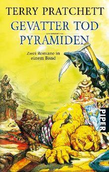 Gevatter Tod Pyramiden: Zwei Romane in einem Band (Scheibenwelt)
