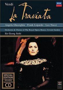 Verdi, Giuseppe - La Traviata (+ Audio-CD) [Special Edition]