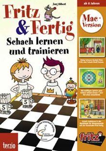 Fritz & Fertig - Schach lernen und trainieren (MAC)
