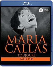 Maria Callas - La Callas toujours... Paris 1958 [Blu-ray]