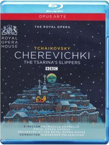 Tchaikowsky - Cherevichki [Blu-ray]