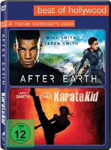 Best of Hollywood - 2 Movie Collector's Pack: After Earth / Karate Kid [2 DVDs]