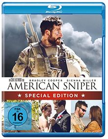 American Sniper [Blu-ray] [Special Edition]