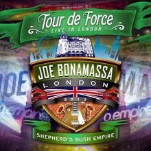 Tour De Force-Shepherd's Bush Empire