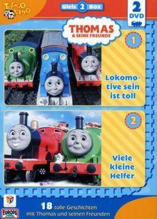 Thomas und seine Freunde (Folge 3-4) [2 DVDs]
