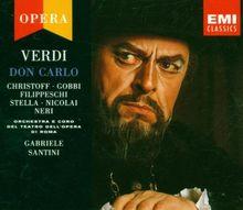 Verdi: Don Carlos (Gesamtaufnahme) (Rom 1954)