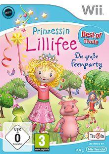 Best of Tivola: Prinzessin Lillifee Die große Feenparty