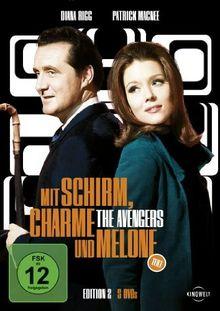 Mit Schirm, Charme und Melone - Edition 2/Teil 1