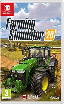 Farming Simulator 20 pour Nintendo Switch