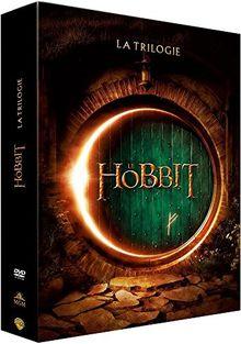 Coffret le hobbit : un voyage inattendu ;: la désolation de smaug ; la bataille des 5 armées
