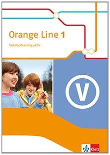 Orange Line / Vokabeltraining aktiv: Ausgabe 2014