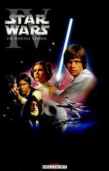 Star Wars épisode 4 dvd