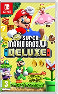 Super Mario Bros U Switch