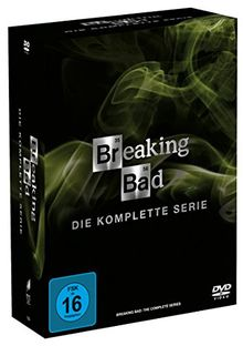 Breaking Bad - Die komplette Serie (21 Discs)