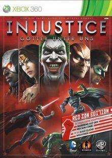 Injustice: Götter unter uns - Red Son Edition