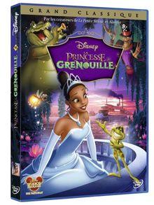 La princesse et la grenouille [FR Import]