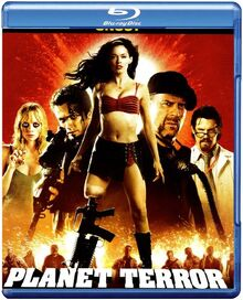Planet Terror (Uncut) (Blu-ray)