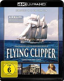 Flying Clipper - Traumreise unter weißen Segeln (4K Ultra HD) [Blu-ray]