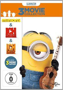 Minions Box-Set [3 DVDs]
