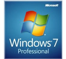 Systembuilder Windows 7 Professional SP1 64-bit französisch 1pk DSP OEI DVD