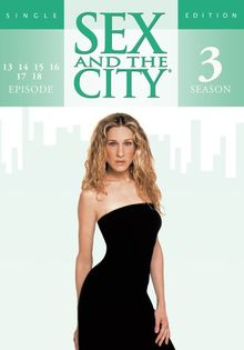 Sex and the City - Season 3, Episode 13-18