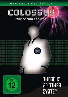 Colossus - The Forbin Project (Widescreen Edition - Remastered) Special Edition (4 verschiedene Cover Artworks)